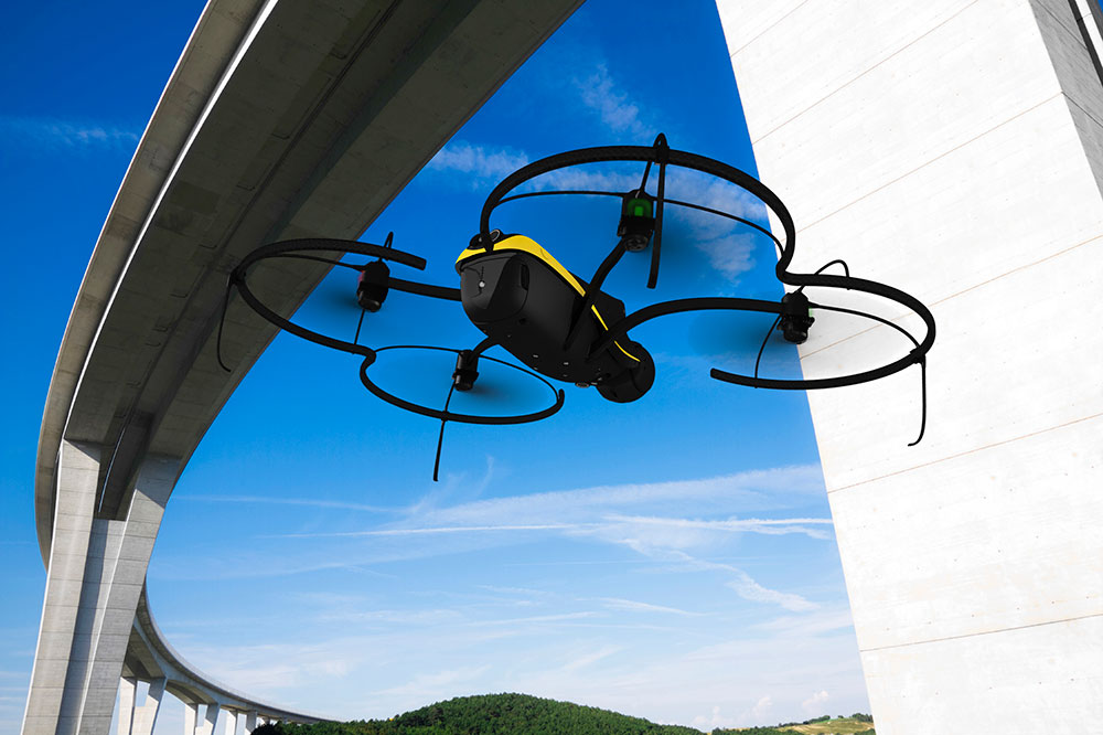 drone for infrastructure